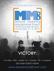 An MLM event