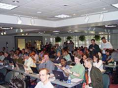 Attendance in a conference